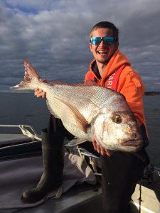 Jonny from Yaringa Boat Hire